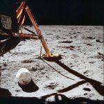 Lunar trash